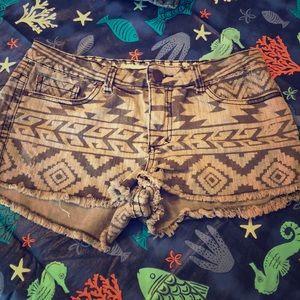 Oneill Aztec shorts